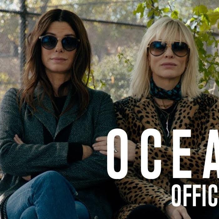 oceans 8 trailer